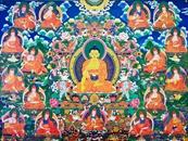 印度佛教十七位菩薩論師 共同書寫印度大乘佛教的輝煌