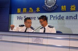"""""""中港大战""""警方派1200安保防突发事件"""