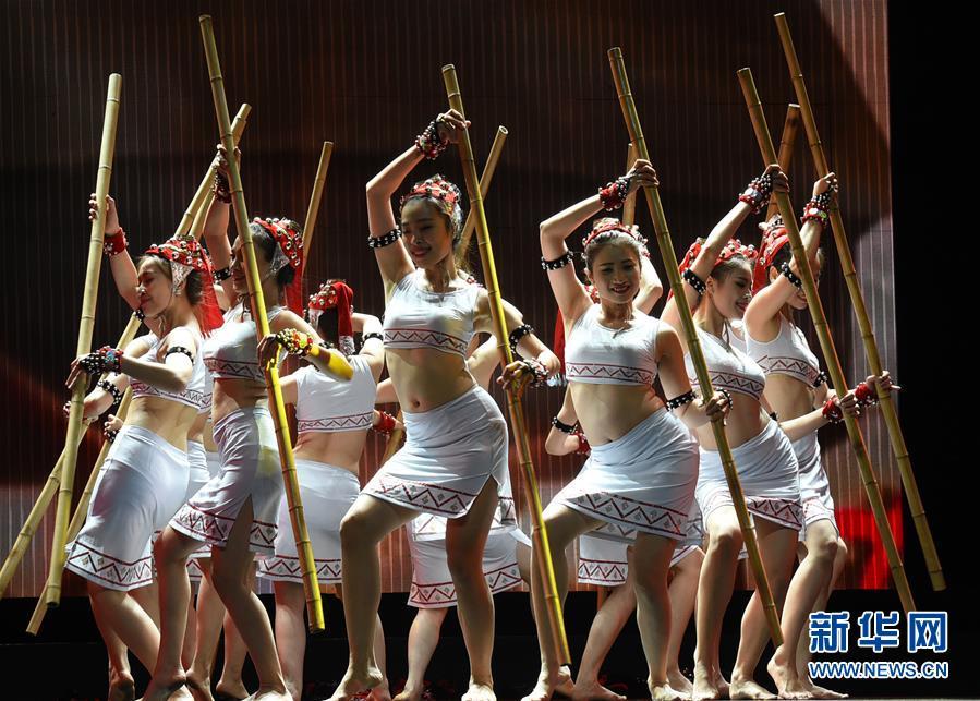 """(晚报)(1)红河文化艺术节上演""""越南香色"""""""