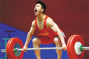 中國舉重隊15人出征世錦賽 22歲石智勇力爭里約資格