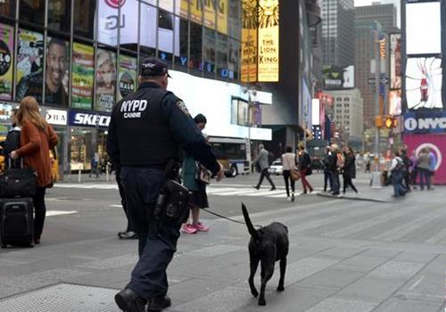 """""""伊斯蘭國""""視頻威脅襲擊紐約"""