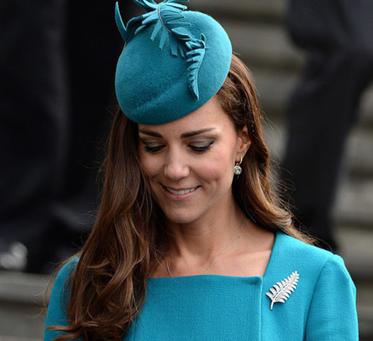 借珠寶上癮 凱特慾望是英王室