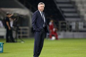 安帅:教练与球员相处很重要 离开皇马不痛苦