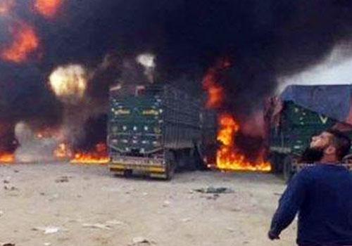 俄軍空襲土耳其救援車隊致7死10傷