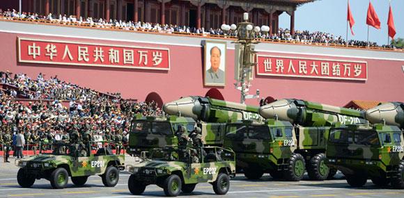 中國大軍改:集中軍權 重劃戰區