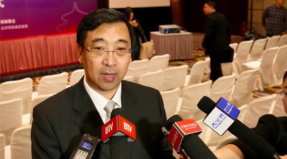 北京投资促进局副局长苏宏接受大公报采访
