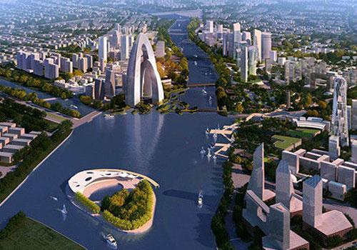聚焦北京行政副中心六大焦点:疏解40万人至通州