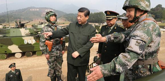 军改观察:独立单列 打造最强军纪委