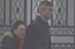 前国足世界杯门将江津出狱 曾因受贿被判5年半