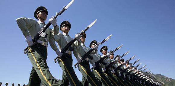 聚焦軍改:職權調整擺脱陸軍獨大
