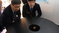这就是世界第一个3D彩色全息图:韩国又走前面了