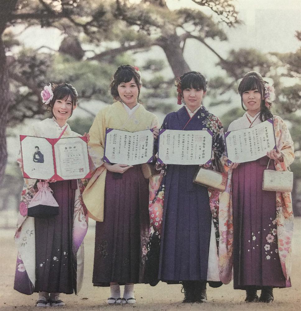 日本女生校服进化史