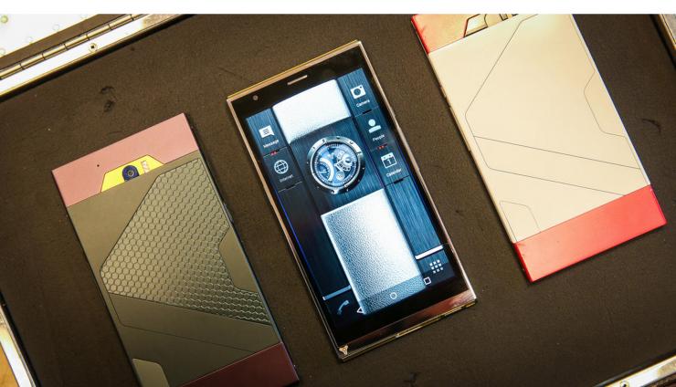 液态金属手机图灵 延至2016年上市