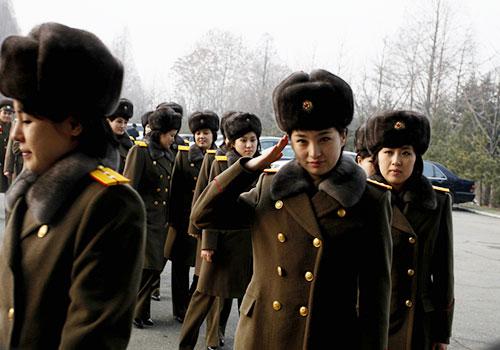朝鮮牡丹峰樂團來了
