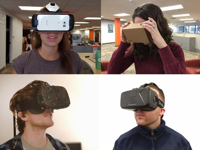 """你看准不准,2016年VR的10个""""预言"""""""