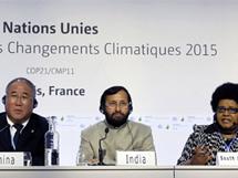 """巴黎气候大会:美组""""新联盟""""欲孤立中印"""