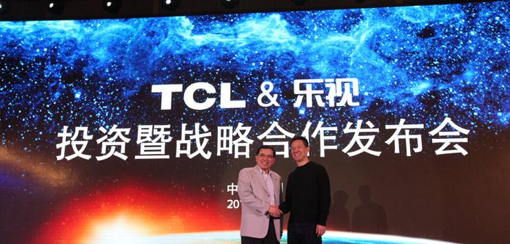 乐视入股TCL 贾跃亭李东生在下一盘什么棋?