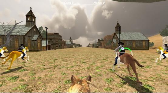 VirZoom:虚拟现实室内自行车