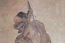 贯休大和尚笔下的十六罗汉图:状貌古野 绝俗超群