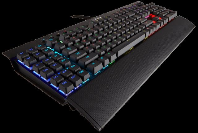CORSAIR海盗船K95游戏机械键盘