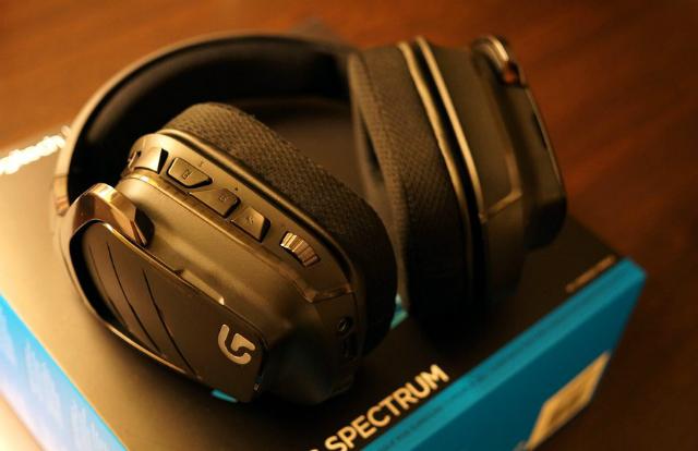 罗技G933旗舰级电竞游戏耳机