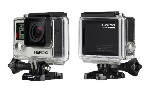 GoPro HERO4 Black运动摄像机