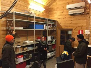 "CCTV发现之旅《风向》特别节目体验""芬兰的呼吸"""