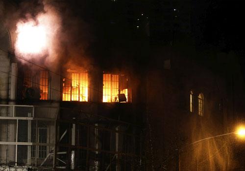 使馆被烧 沙特宣布与伊朗断交