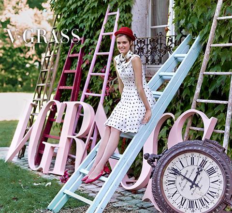 VGRASS維格娜絲2016春夏系列 展現女性的最好時光