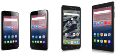 全球第五大手机厂商TCL通讯携新品亮相2016 CES展