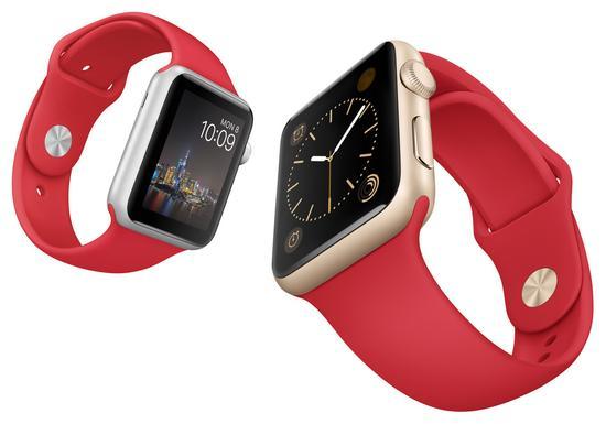 春节版Apple Watch