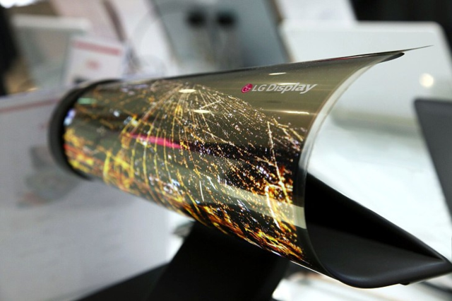 LG黑科技电视集体亮相 8K分辨率抢眼球