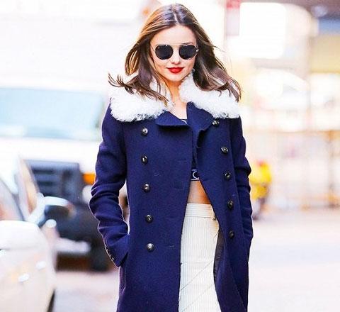 2016第一件大衣买啥好?这10组时髦icon同款美翻了