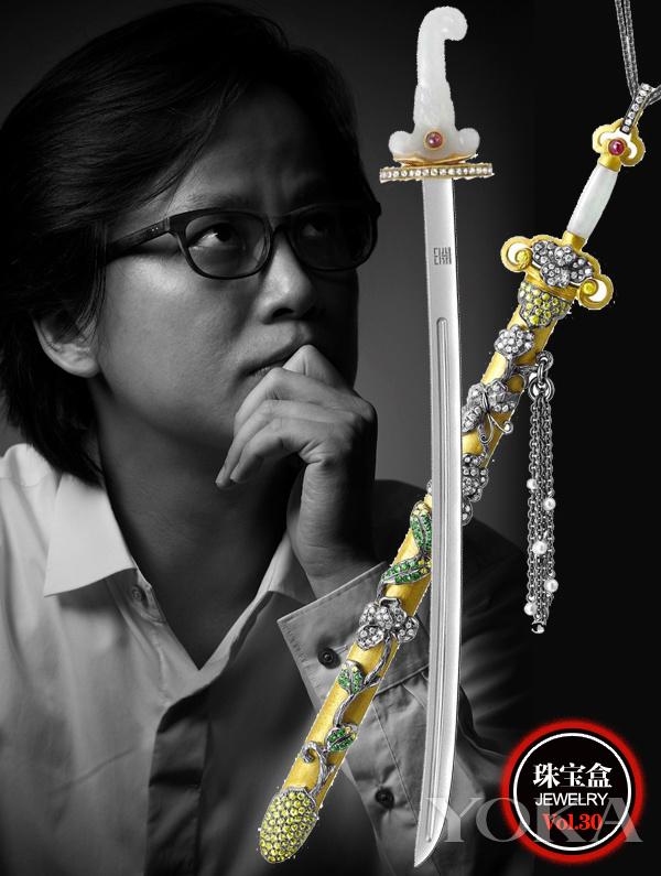 珠宝盒Vol.30:华裔设计师翁狄森(Dickson Yewn)