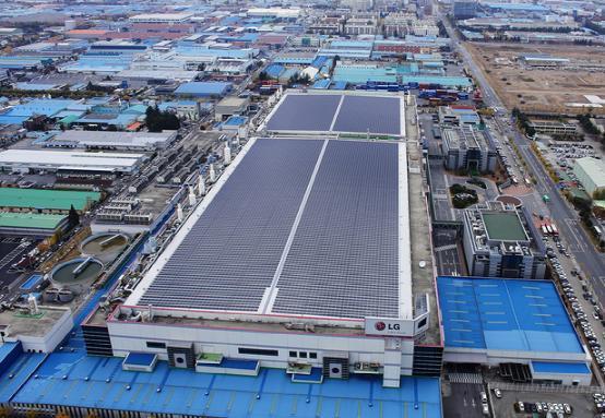LG将扩大其太阳能面板产量 改变未来用电方式