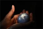 世界最大星光蓝宝石叫价3亿美元
