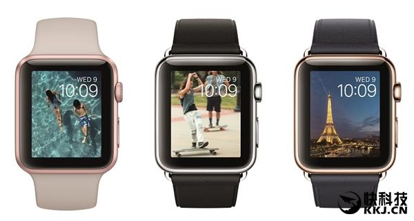苹果这么急!第二代Apple Watch月底试产