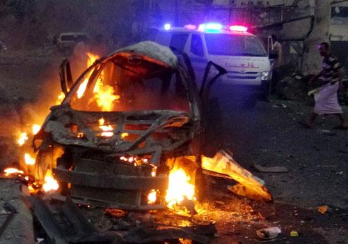也門亞丁警察局局長住所遭襲 至少11人死亡
