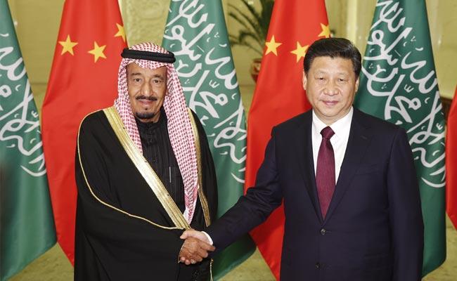 习近平访三国展示新中东政策 政经两手促稳定