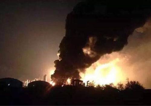 江西一烟花厂爆炸 全市有震感