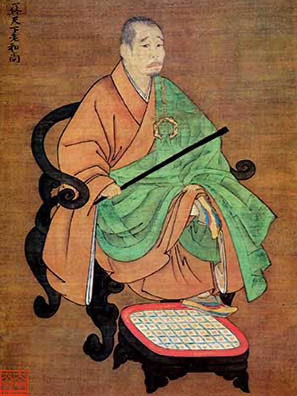 童年回忆与禅宗历史的相遇:一休和尚的诗与禅