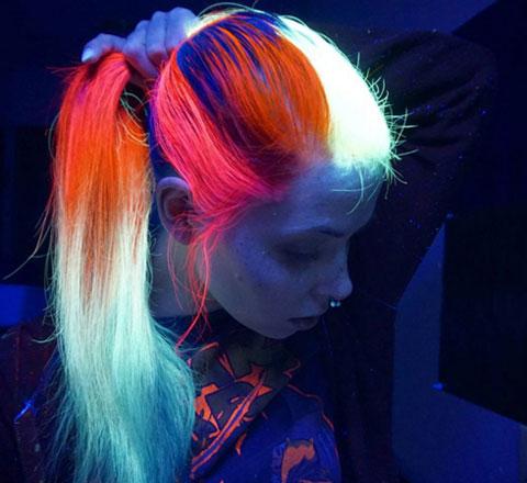 2016竟然流行這些 頭髮會發光是要上天?