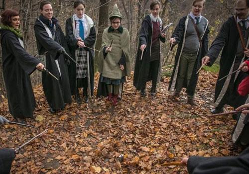 波兰现真实版魔法学院