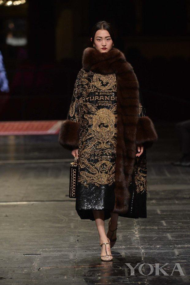Dolce & Gabbana 2016春夏高定秀