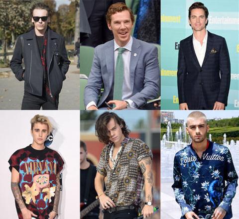 英媒票選全球百大性感男星 你男神入選了嗎?
