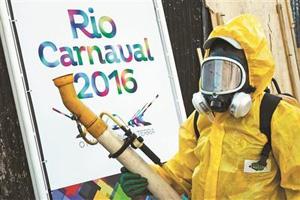"""為里約奧運拼了!巴西將動用""""核輻射""""科技滅蚊"""