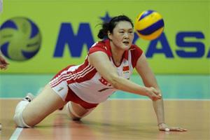 女排眾將海外聯賽淘金 王一梅張磊加盟印尼冠軍隊