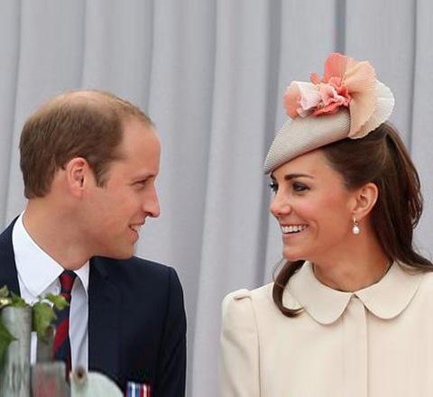 相爱10年 威廉王子送给凯特王妃的奢华珠宝