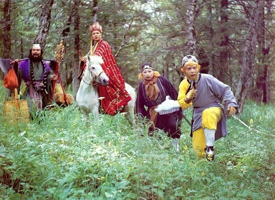 西游记中唐僧师徒去了哪些国家?