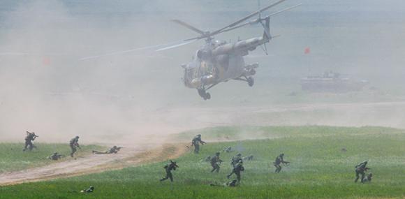18集團軍隸屬戰區確定 多位主官獲擢升